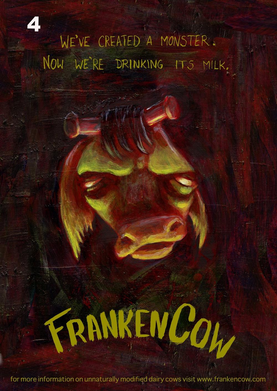 Frankencow - Samantha Dempsey