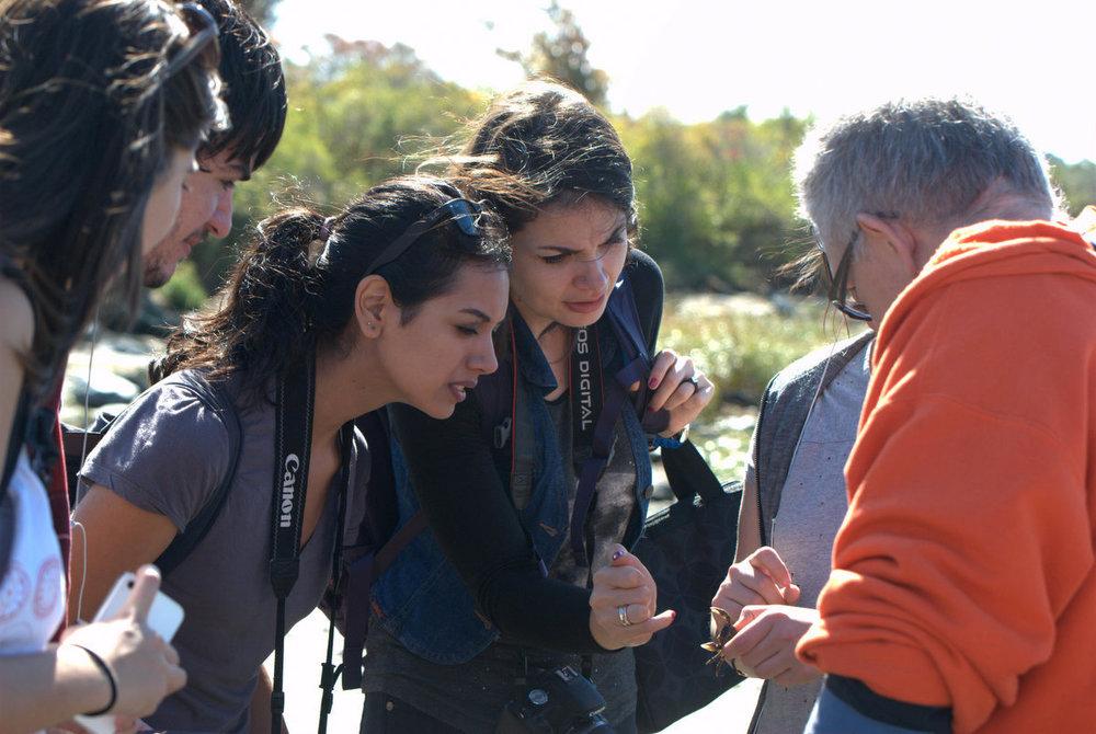Class RISD Field Trip Jacobs Point Salt Marsh Oct 8, 2014, 12-32 PM.jpg