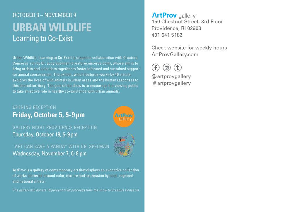 ArtProv Urban Wildlife Event card back.jpg