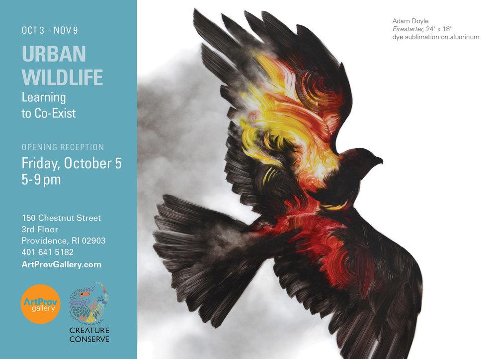 ArtProv Urban Wildlife event card front.jpg