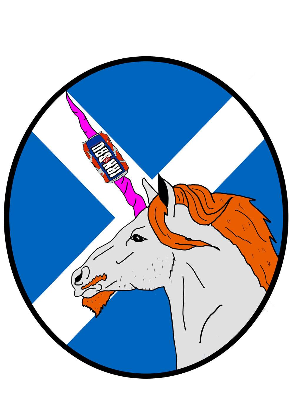 The Ginger Unicorn