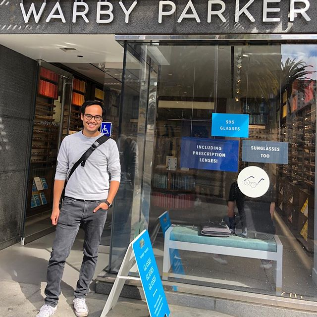 @warbyparker is really one of the best new consumer brands out there: a great product at great value, awesome stores and a great customer experience both in store and online and brilliant marketing. Truly the leader of the direct to consumer #ecommerce revolution. Traditional brands can learn so much from Warby Parker!