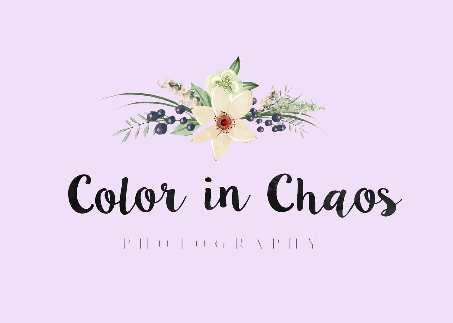 Color in Chaos
