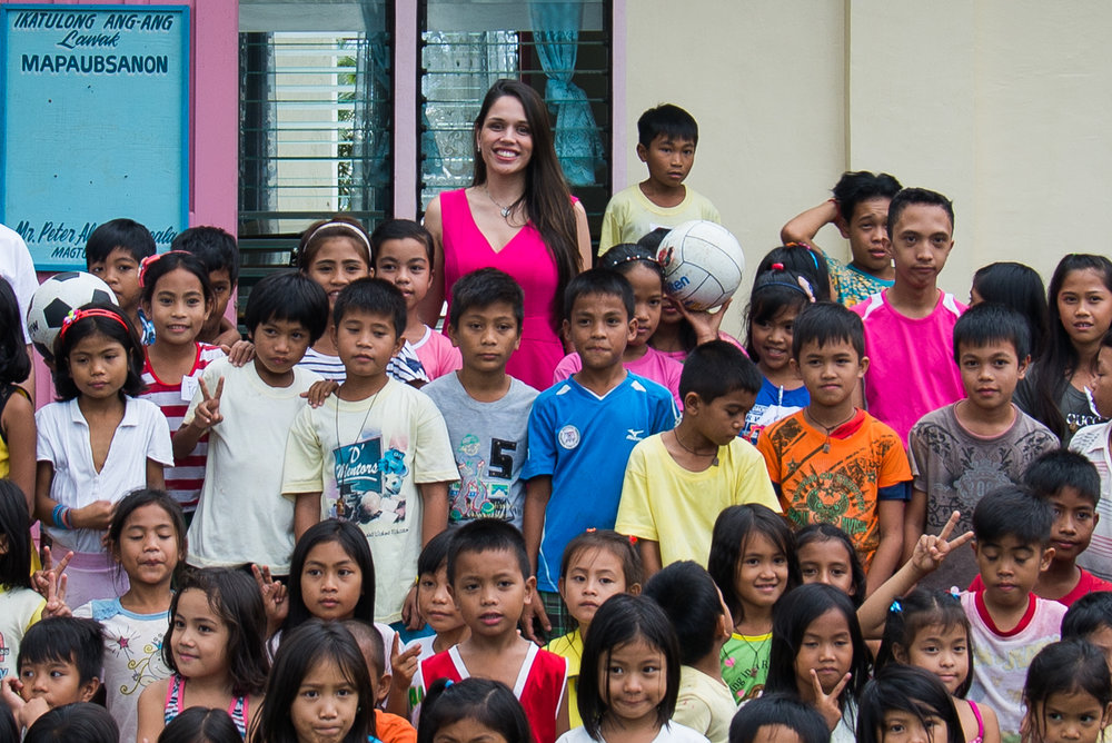 THE SHERYL LYNN FOUNDATION    With a main focus on children and education, The Sheryl Lynn Foundation has since it was was founded in 2007 actively helped and supported thousands of Filipino children in poverty. Read more  here