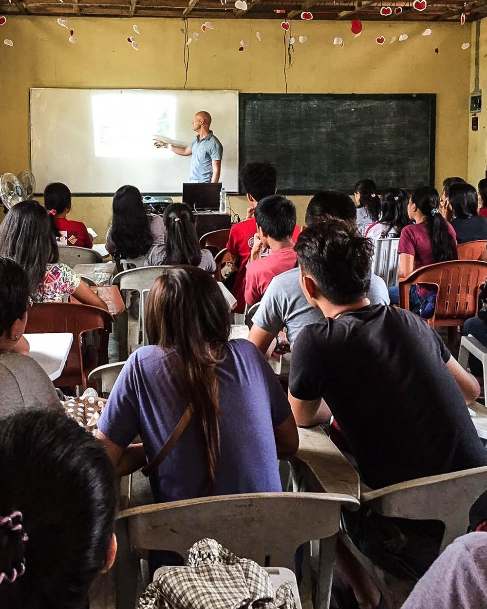 EASTERN VISAYAS STATE UNIVERSITY   Through seminars and lectures we are sharing our knowledge and expertise with Engineering Students studying at Eastern Visayas State University. Read more  here.