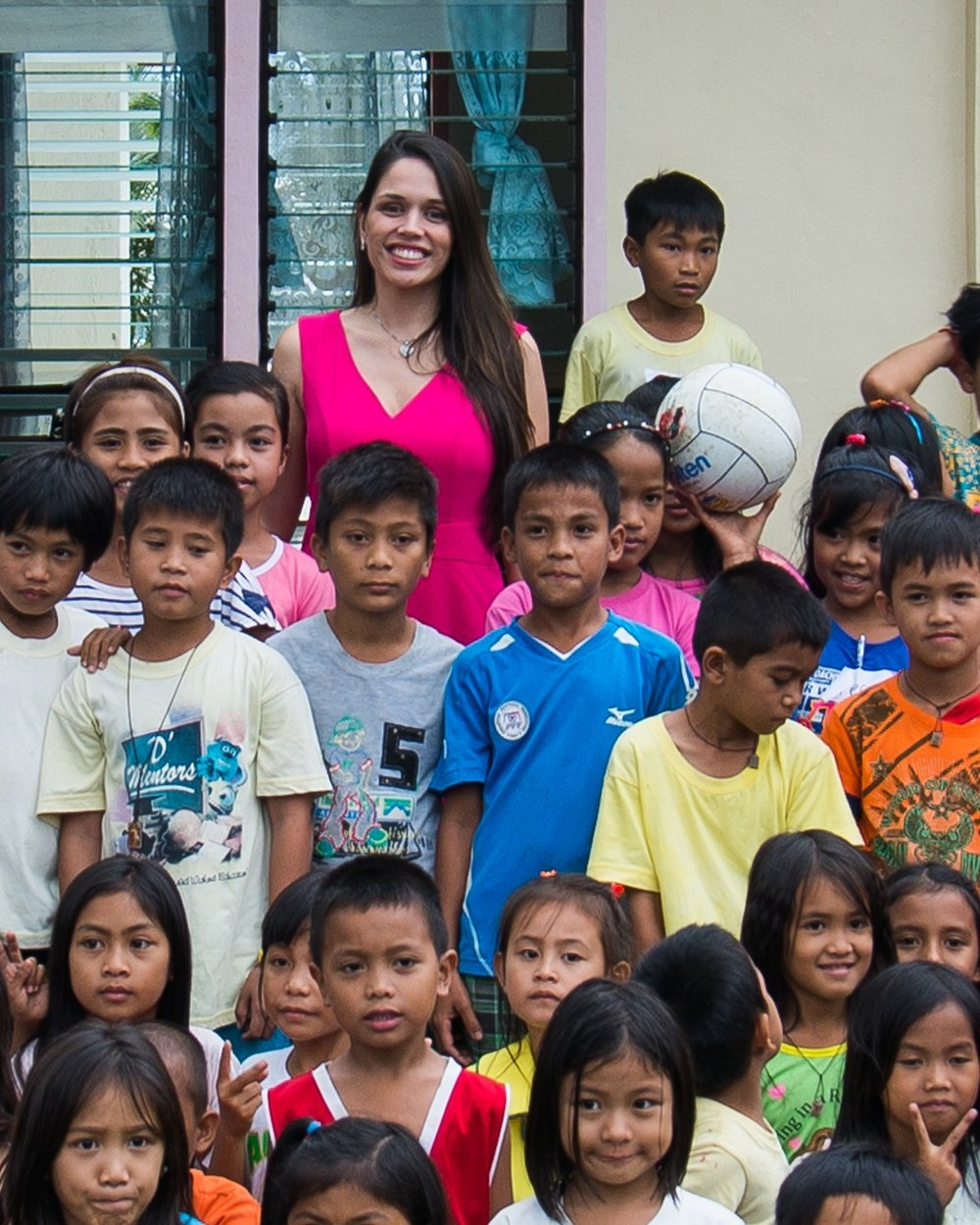 THE SHERYL LYNN FOUNDATION   With a main focus on children and education, The Sheryl Lynn Foundation has since it was was founded in 2007 actively helped and supported thousands of Filipino children in poverty. Read more  here .