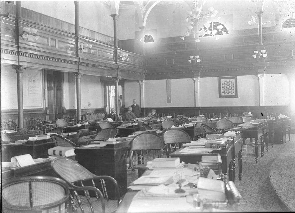 House Chambers - 1901