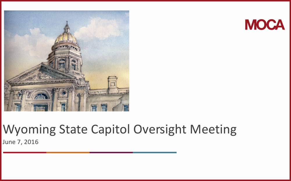 june 7 2016 presentation to the capitol building restoration