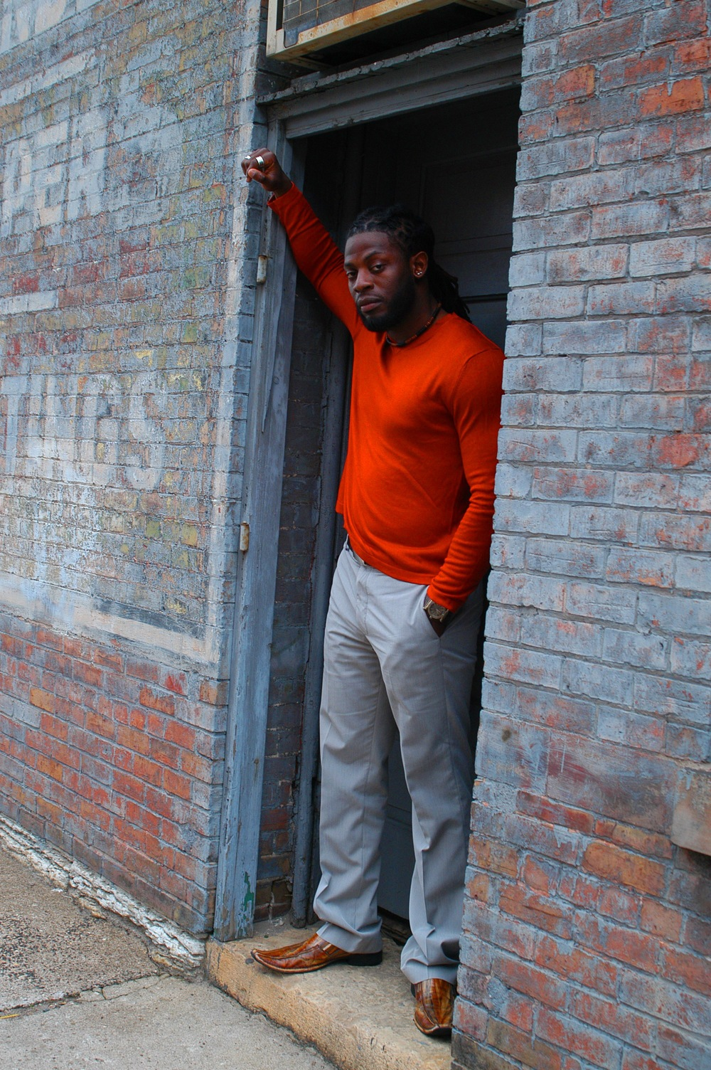 To me, an orange cashmere sweater, will never go out of style...