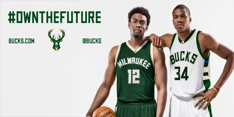 Jabari Parker and Giannis Antetokounmpo , you can catch these boys in a new stadium soon!