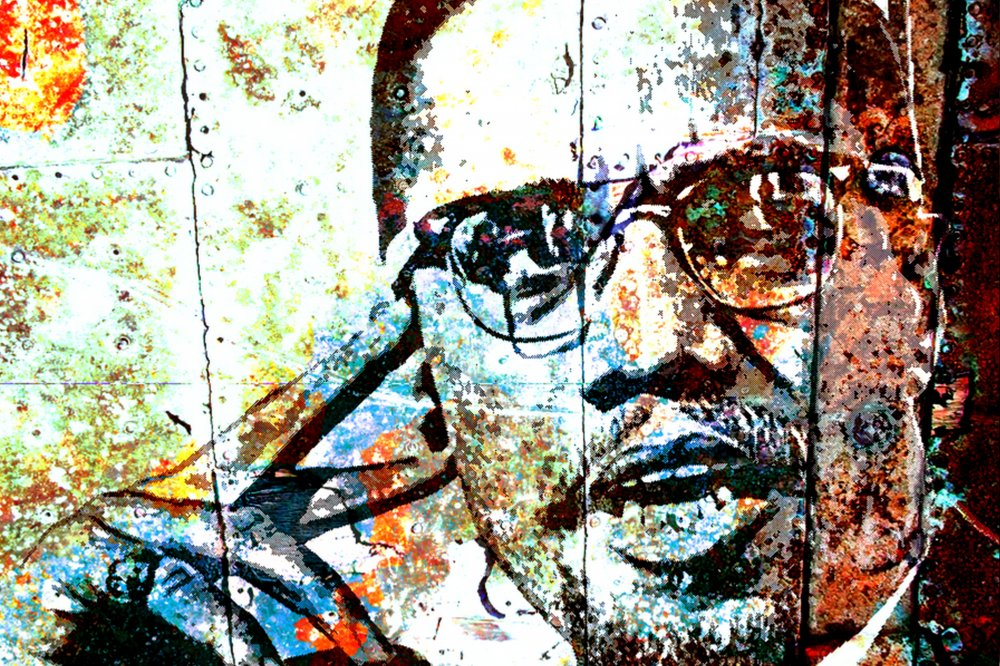 Malcolm X, art like this inspired me to be proud of who I am and fight for what I know is right.