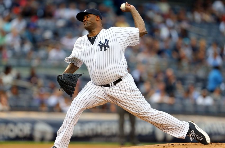 CC Sabathia, a pitching Ace when his mind is right, and a future Hall of Famer when he calls it quits.