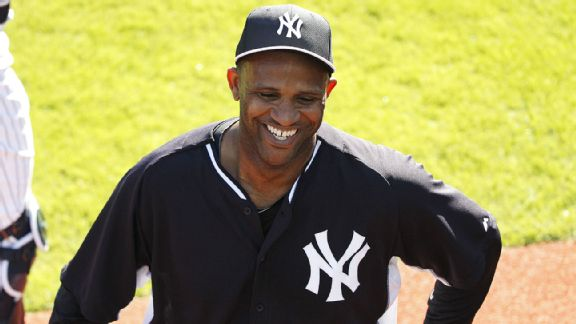 When I see CC Sabathia again I want to see him with this smile and knowing he's healthy, however long that takes. Baseball is secondary.