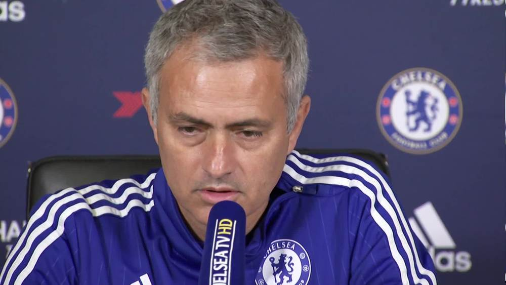 "Nick named ""The Special One"", Jose' Mourinho couldn't conjur up anything special with the team this year."