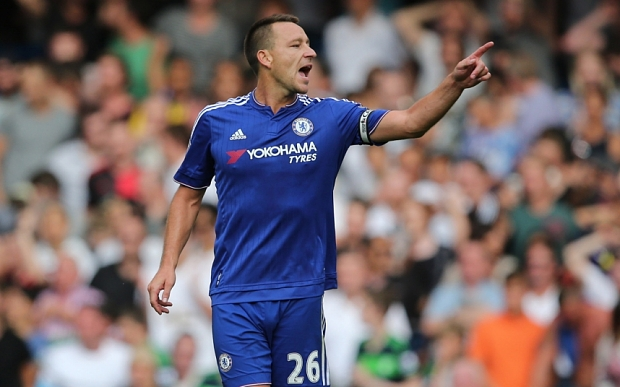 John Terry used to be an indespensible leader and now the team lacks leadership all across the board.