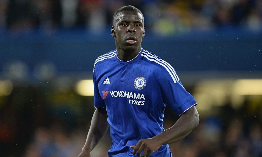 If Kurt Zouma lives up to his potential he could be better than John Terry ever was.