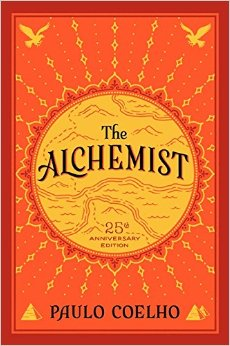 The Alchemist by Paulo Coelho , if you haven't read it, you should. It could change your life.