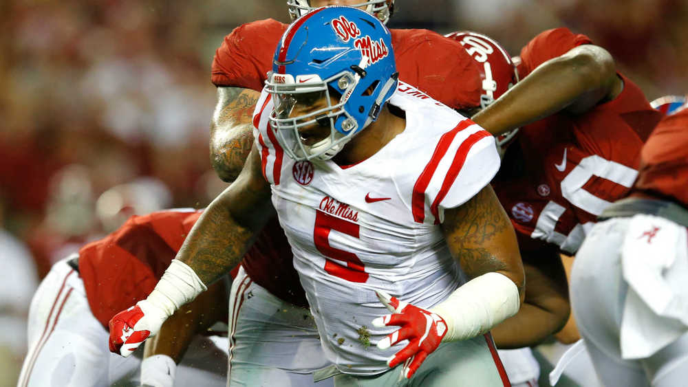 Robert Nkemdiche's talent is unquestioned.  It's his decision making that is.