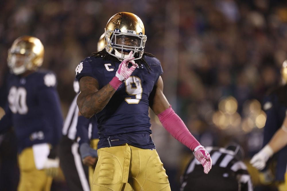 Thought to be a top five pick before the knee injury, Jaylon Smith is now dropping down draft boards.