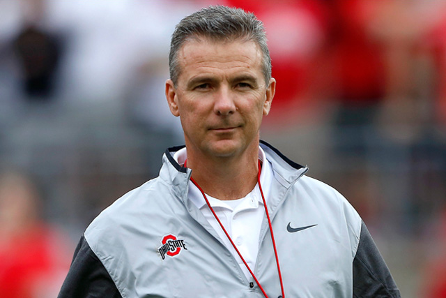 "Coach Urban Meyer, Head Coach, Ohio State football - ""Jarrod is on the cutting edge in terms of concerns about the student-athlete…His maturity, his attention to detail, his big-picture thinking, and his genuine care about the student-athlete…I just hope we hire him at some point at this university, I love him. I think he is a great role model for a lot of our players. And not just our players, for all of college football. When he speaks, people listen"""