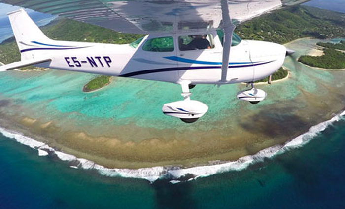 SCENIC FLIGHTS - AIR RAROTONGA