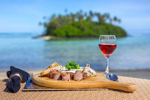 Risultati immagini per polynesian dinner 300x200