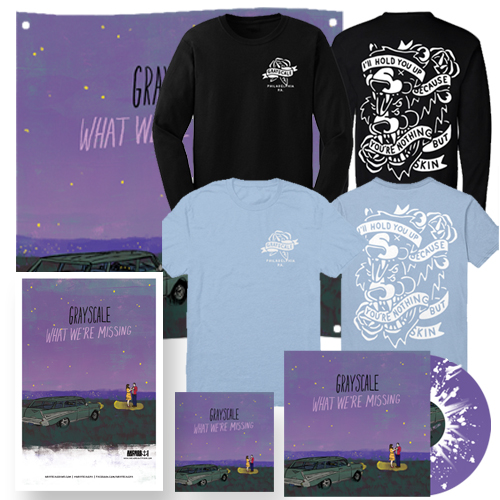 What We're Missing DELUXE BUNDLE                              PRE-ORDER HERE
