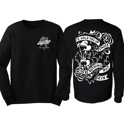 "What We're Missing ""Hold You Up"" Longsleeve                              PRE-ORDER HERE"