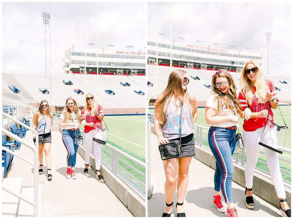GiGi New York Game Day Collection with Collins Tuohy Smith by Mary Kate Steele Photography