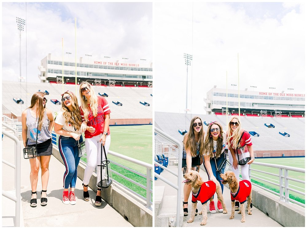 GiGi New York Game Day Collection Collins Tuohy Smith Ole Miss by Mary Kate Steele Photography