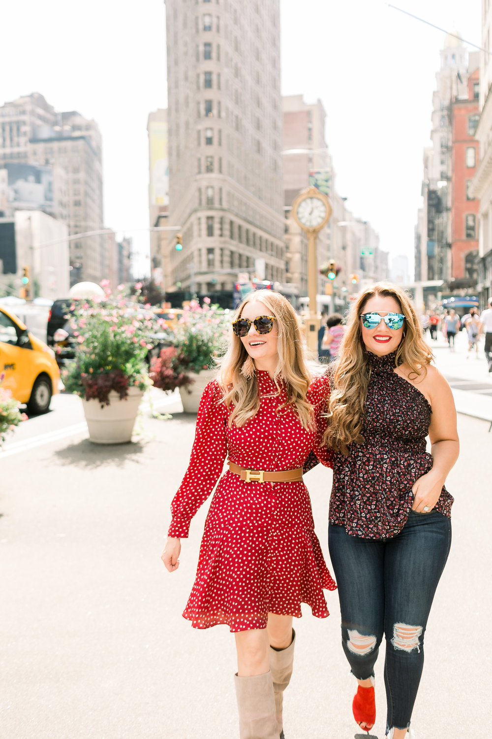 Megan Bonner and Collins Tuohy Smith NYFW by Mary Kate Steele Photography