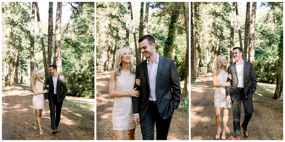 Katie and Jared Rowan Oak Engagement Session shot by Mary Kate Steele Photography Fine Art Memphis Wedding Photographer