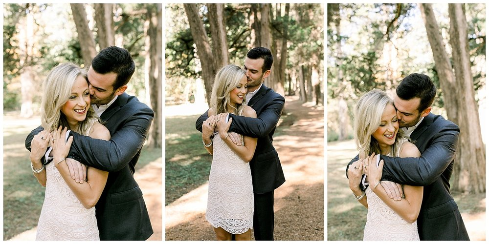 Katie and Jared Rowan Oak Engagement Session shot by Mary Kate Steele Photography Memphis Wedding Photographer
