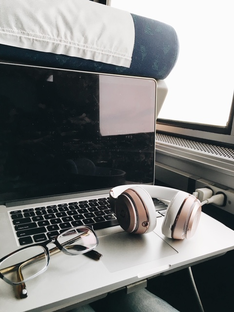 Editing & traveling. The hustle is real.