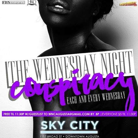Pull up on us at sky city tonight!!!!
