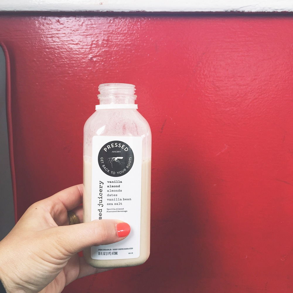 Vanilla Almond Mylk | All Purpose Flour Child