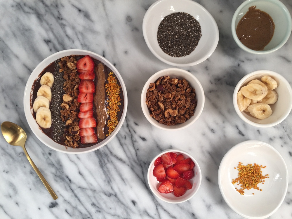 Acai Bowl | All Purpose Flour Child