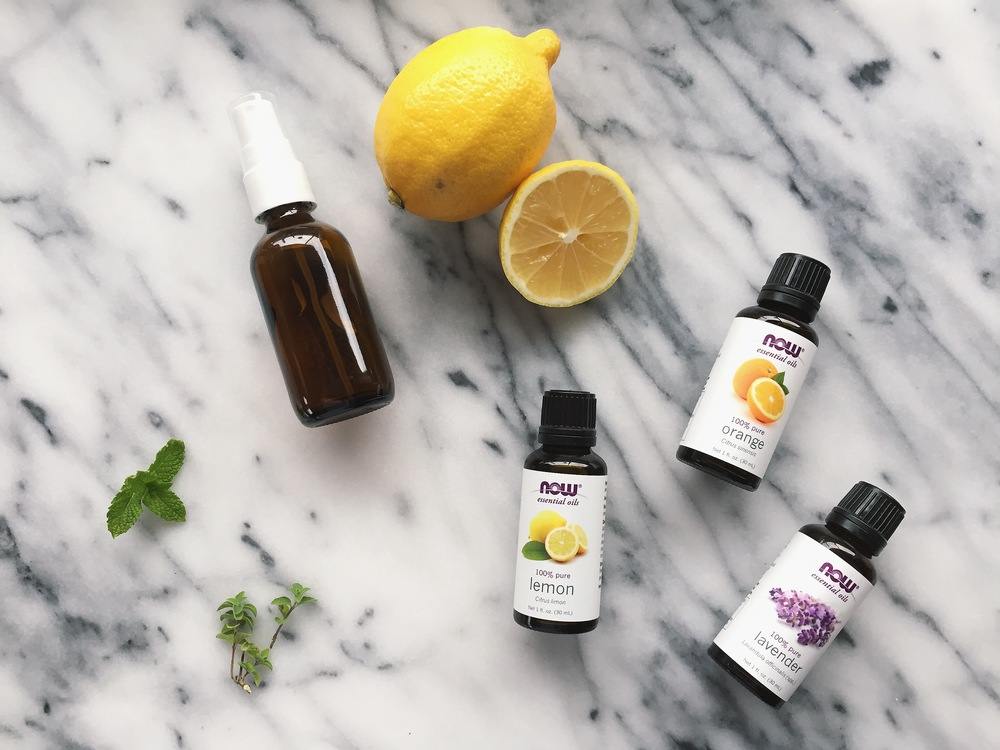 DIY Fragrance Mist with Essential Oils | All Purpose Flour Child