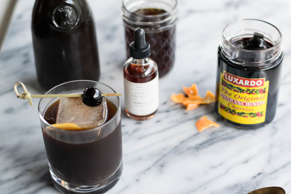 Cold Brew Old Fashioned | All Purpose Flour Child