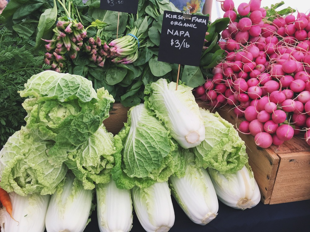 Farmer's Market Salad | All Purpose Flour Child