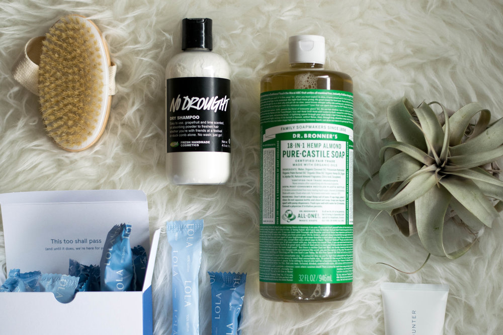 My Favorite Non-Toxic Beauty + Skincare Products | All Purpose Flour Child