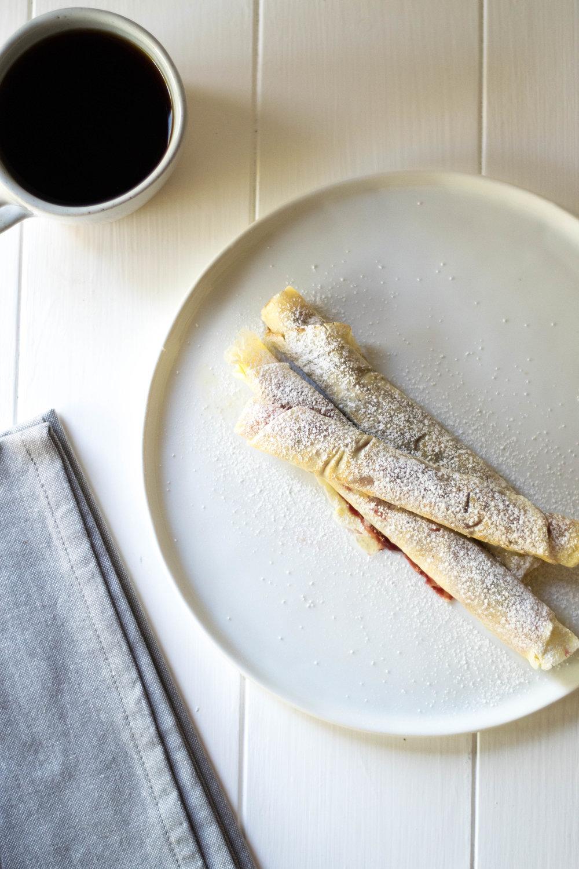Dad's Swedish Pancakes | All Purpose Flour Child