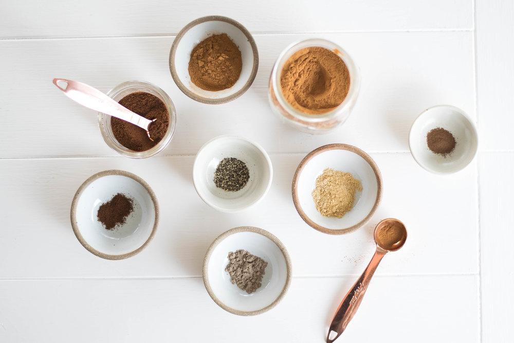 Chai-Spiced Apple Crumble | All Purpose Flour Child