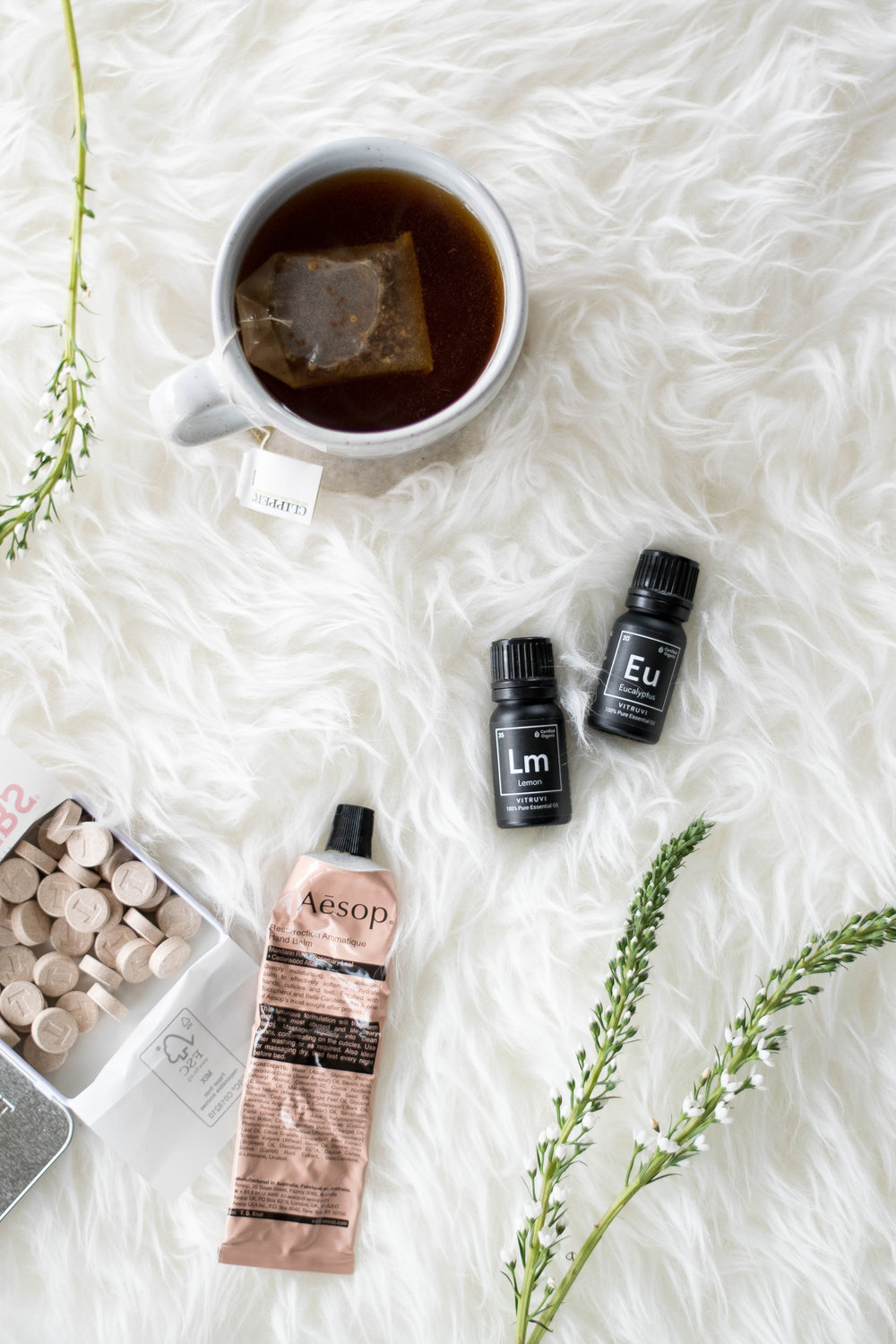 Incorporating Essential Oils Into The Everyday with Vitruvi | All Purpose Flour Child