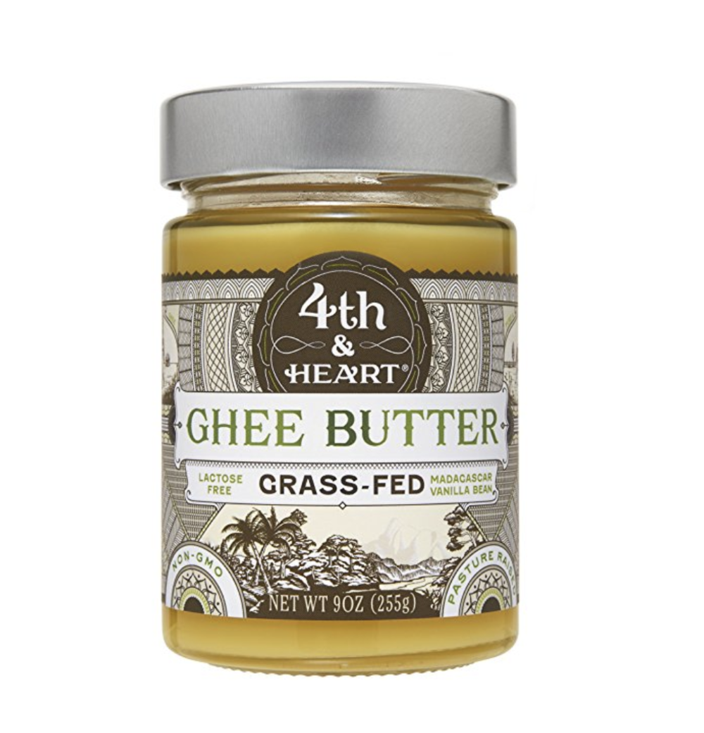 4th & Heart Vanilla Bean Ghee