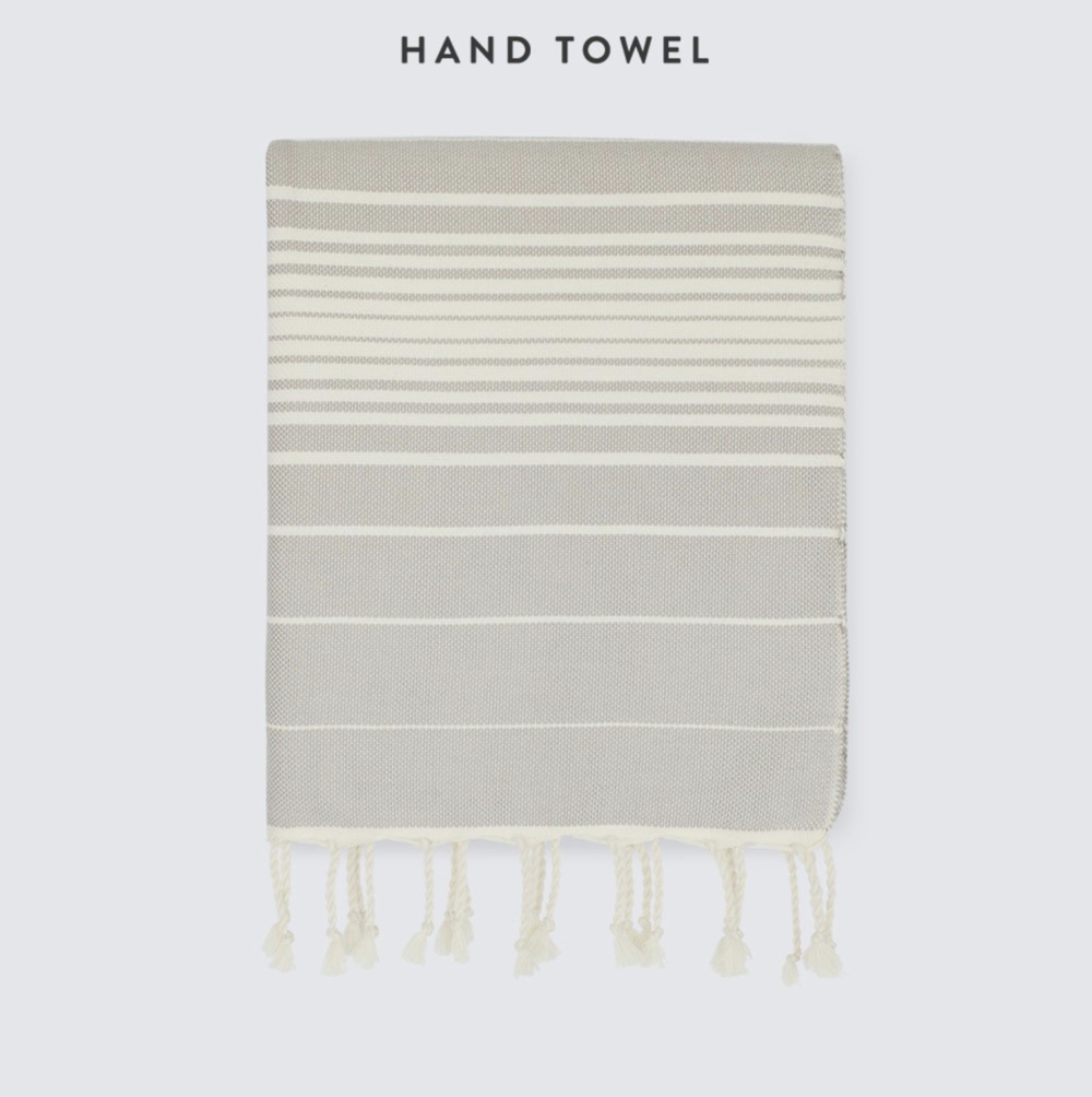 The Citizenry Turkish Hand Towel
