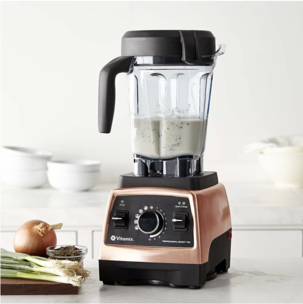 Vitamix Pro 750 Heritage Blender in Copper