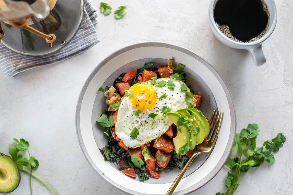 Savory Breakfast Bowl | All Purpose Flour Child