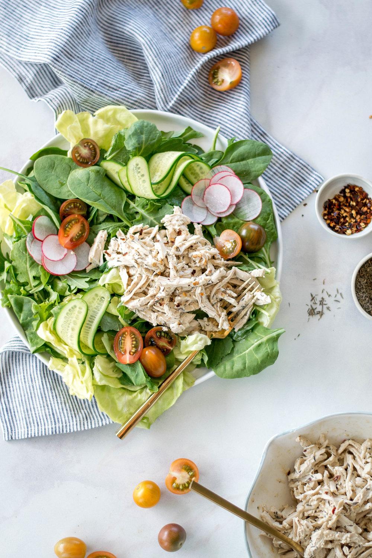 Perfect Chicken Salad | All Purpose Flour Child