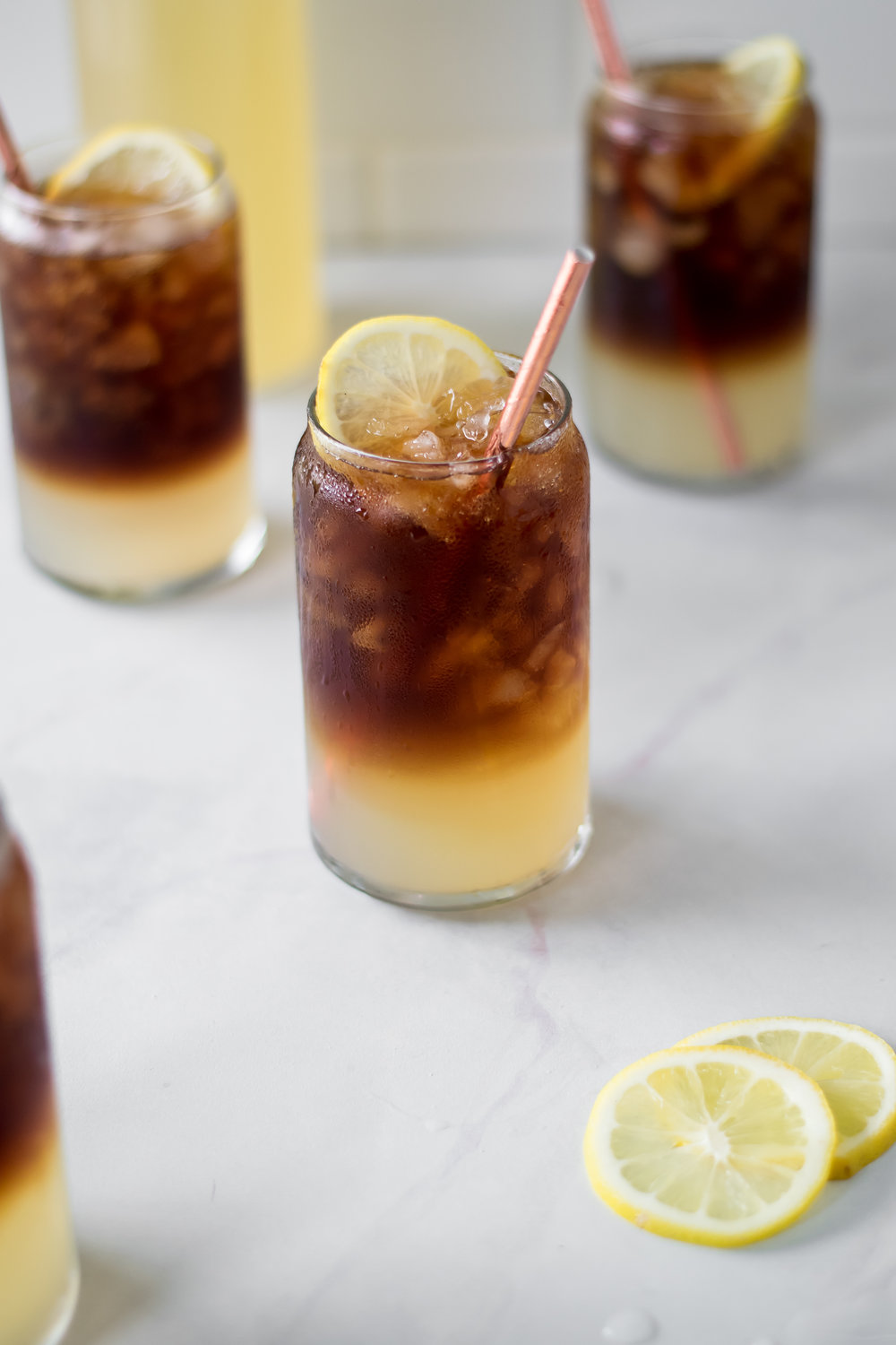 Sparkling Cold Brew Arnold Palmers | All Purpose Flour Child